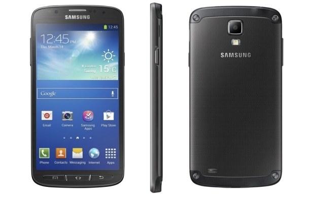 Czy Galaxy S 5 Active będzie podobny do poprzednika? /materiały prasowe