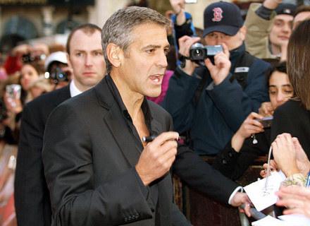 """Czy George Clooney pojawi się w ostatnim sezonie """"Ostrego dyżuru""""? /AFP"""