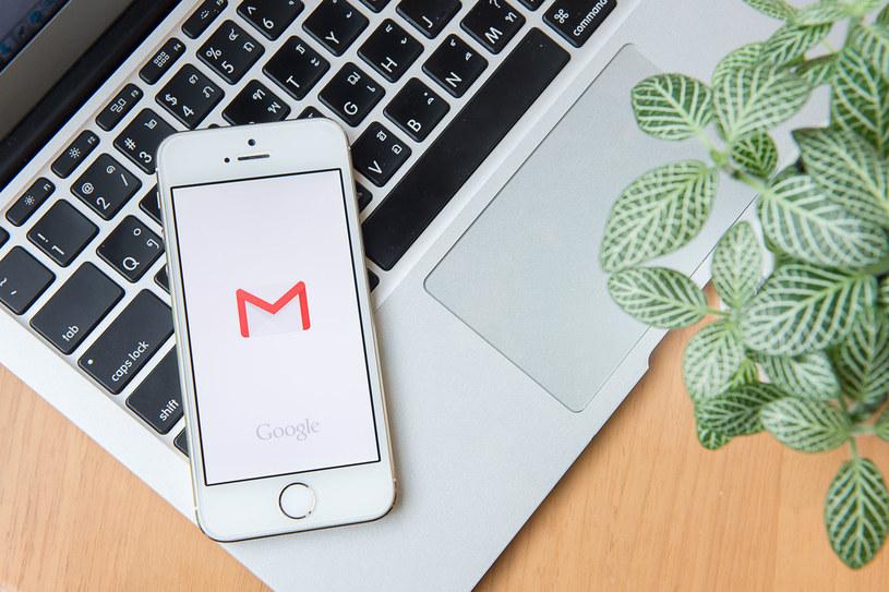 Czy Gmail na poważną lukę? /123RF/PICSEL