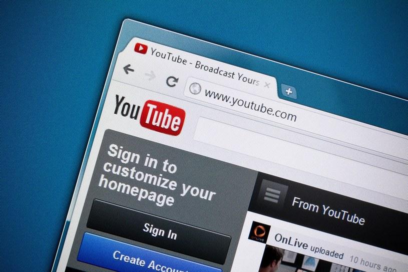 Czy Google rzeczywiście spowalnia ładowanie YouTube'a w innych niż własna przeglądarkach? /123RF/PICSEL