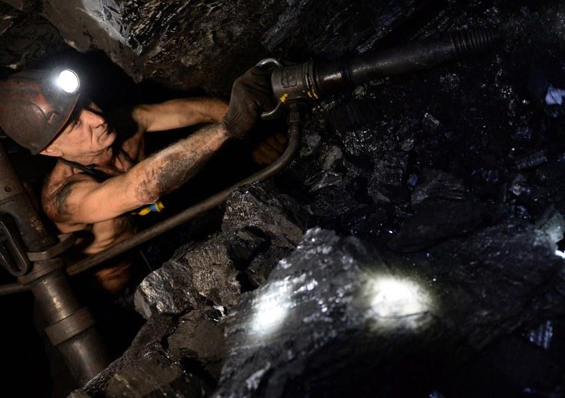 Czy górnicy zarabiają dużo? /AFP