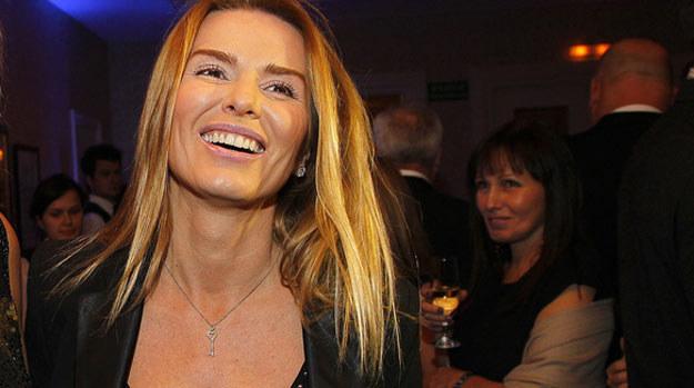 Czy Hanna Lis zostanie polską Nigellą Lawson? /AKPA