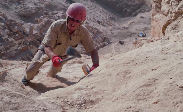 Czy historia polskiego archeologa powalczy o Oscara?