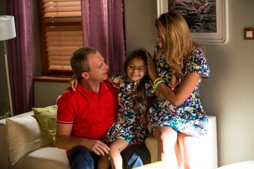 Czy Hofferowie będą jeszcze szczęśliwą rodziną? /TVN