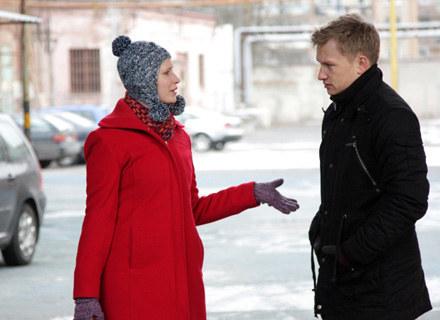 Czy Igorowi uda się ochronić Majkę? /TVN