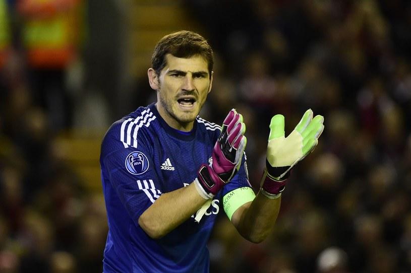 Czy Iker Casillas zasłużył swoimi występami na nominację? /AFP