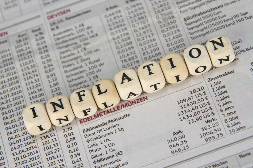 Czy inflacja w przyszłym roku będzie wyższa? /123RF/PICSEL