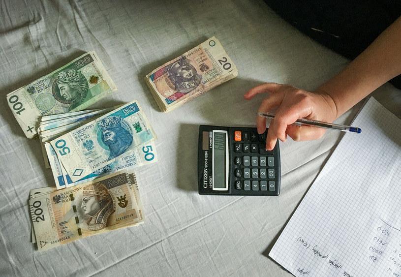 Czy inflacja zje podwyżki płac? /Piotr Kamionka /Reporter