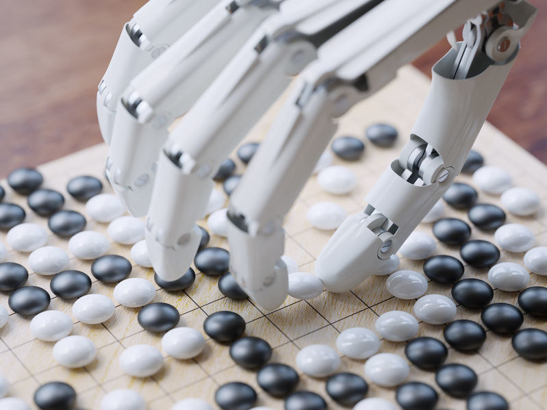 Czy inteligentne maszyny kiedyś zastąpią ludzi? /123RF/PICSEL