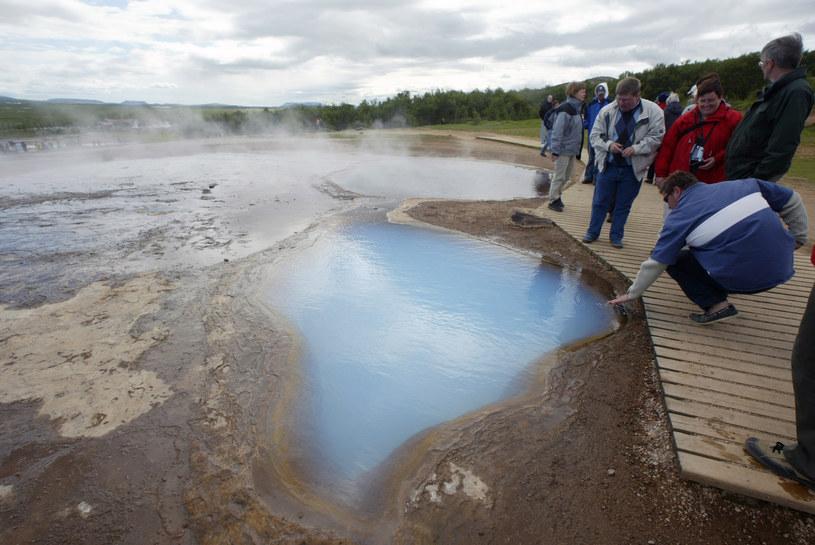 Czy Islandia jest pozostałością zatopionego kontynentu? /AFP
