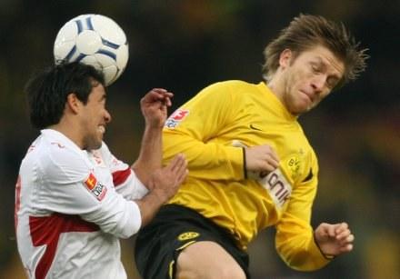 Czy Jakub Błaszczykowski zagra w pierwszym wiosennym meczu Borussii. /AFP