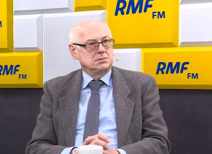 Czy Jarosław Kaczyński ponownie zostanie premierem odpowiadał w Porannej rozmowie w RMF FM prof. Zdzisław Krasnodębski /RMF