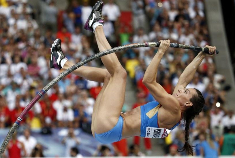 Czy Jelena Isinbajewa zdąży przygotować się na igrzyska olimpijskie w Rio de Janeiro? /AFP