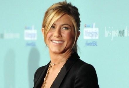 Czy Jennifer Aniston w roli więźniarki spisze się śpiewająco? /AFP