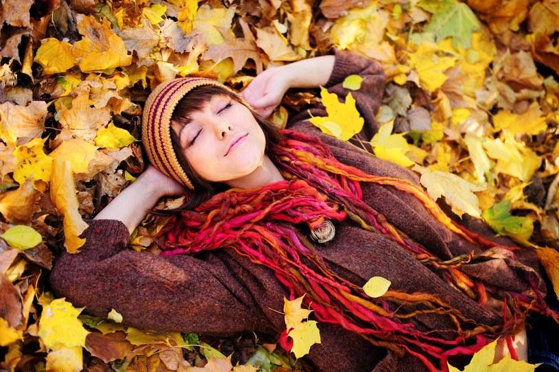 Czy jesień musi oznaczać smutek i rozleniwienie? Niekoniecznie /123RF/PICSEL