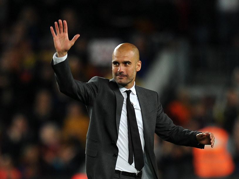 Czy Josep Guardiola zdobędzie kolejne trofeum z Barceloną? /AFP