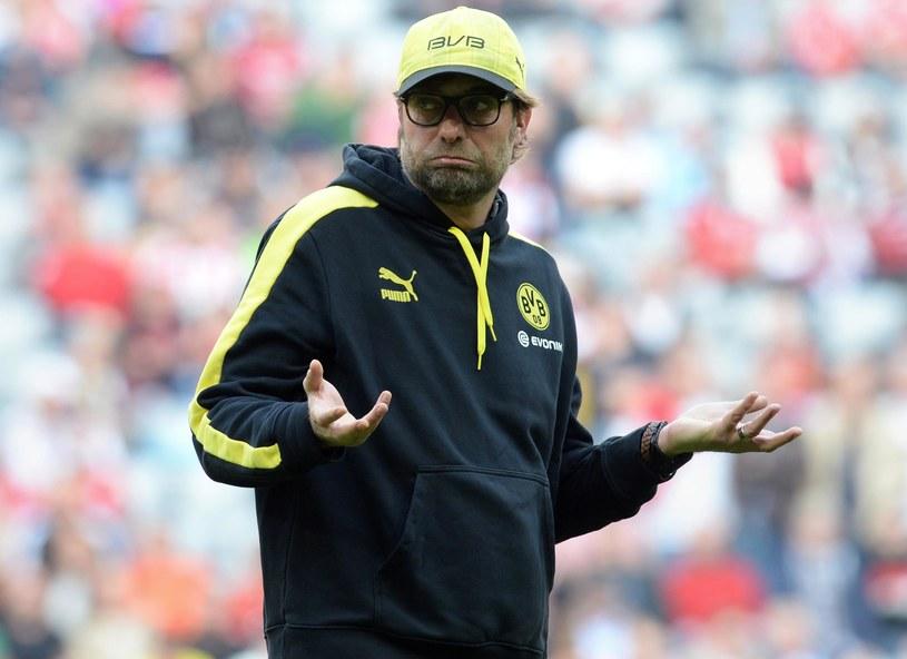 Czy Juergen Klopp zamieni Bundesligę na Premier League? /AFP