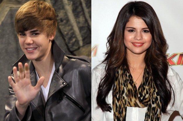 Czy Justinowi Bieberowi (fot. Carlos Alvarez) i Selenie Gomez (fot. Angela Weiss) coś grozi? /Getty Images/Flash Press Media