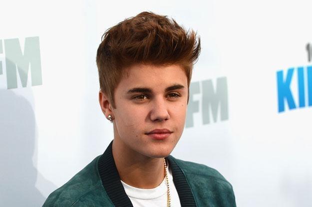 Czy Justinowi Bieberowi puściły nerwy? fot. Frazer Harrison /Getty Images/Flash Press Media