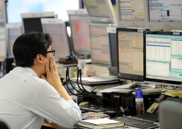 Czy już czas na ucieczkę z giełdy? /AFP