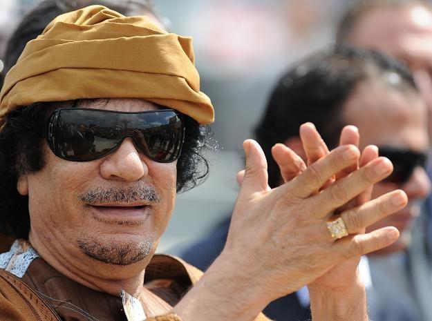 Czy Kadafi ustąpi? /AFP