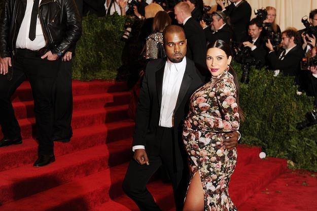 Czy Kanye West rzeczywiście zdradził Kim Kardashian? fot. Dimitrios Kambouris /Getty Images/Flash Press Media