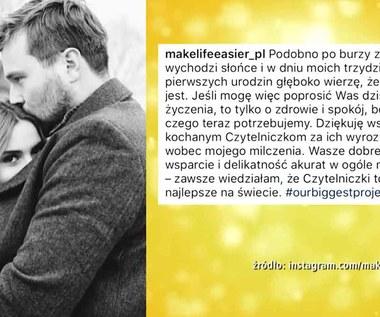Czy Kasia Tusk potwierdziła, że spodziewa się dziecka?
