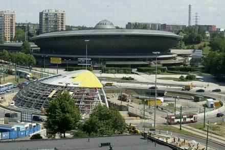 Czy Katowice staną się jedną z wizytówek Polski? / fot. Michał Szalast /Agencja SE/East News