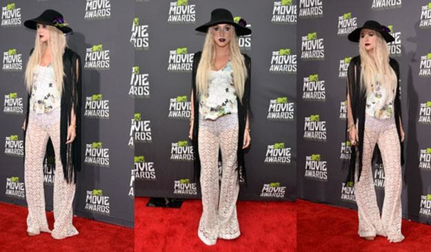 Czy Ke$ha powinna zmienić stylistę? fot. Jason Merritt /Getty Images/Flash Press Media