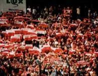 """Czy kibice """"biało-czerwonych"""" doczekają się stadionu narodowego w stolicy /legia.net"""