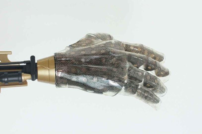 Czy kiedyś uda się stworzyć protezy, które będą tak wrażliwe jak prawdziwe kończyny? /materiały prasowe