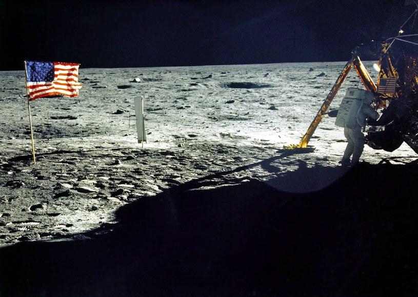 Czy kiedyś w końcu wrócimy na Księżyc? /AFP
