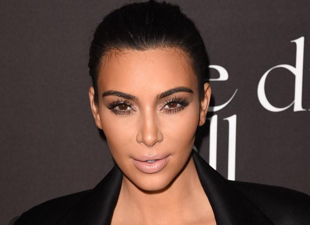 Czy Kim Kardashian już zawsze będzie poważna? /Getty Images