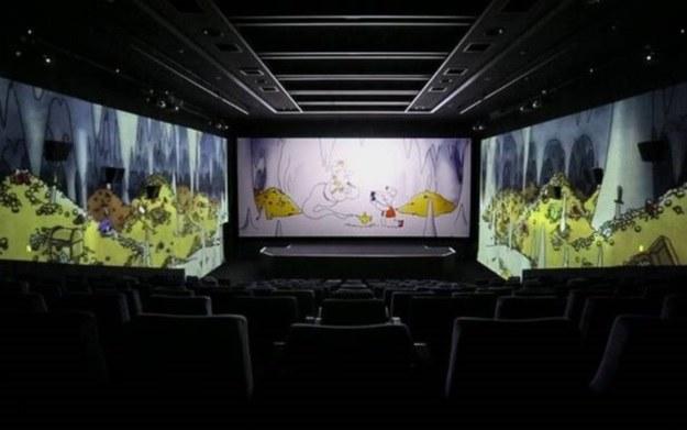 Czy kino takie jak ScreenX zawita kiedyś do Polski? Mało prawdopodobne... /materiały prasowe