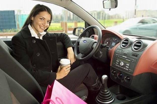 Czy kobiety mniej dbają o samochody? /
