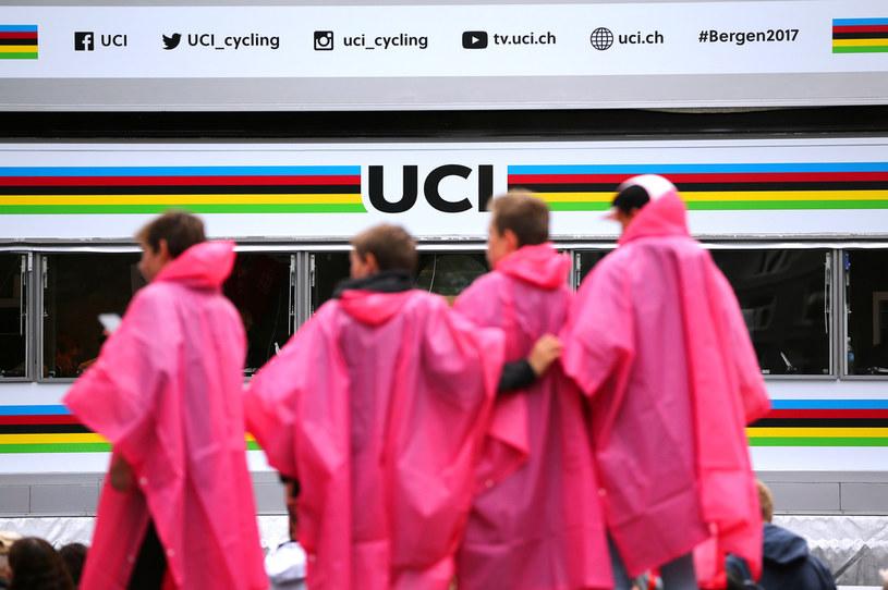 Czy kolarskie MŚ się odbędą? /Keith Tsuji /Getty Images