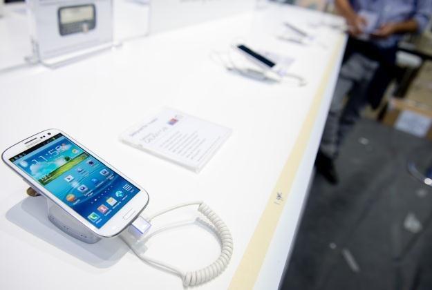 Czy kolejny Samsung Galaxy S otrzyma 128 GB pamięci? /AFP