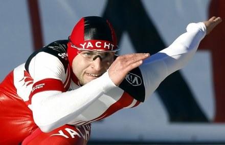 Czy Konrad Niedźwiedzki sprawi niespodziankę na igrzyskach? /AFP