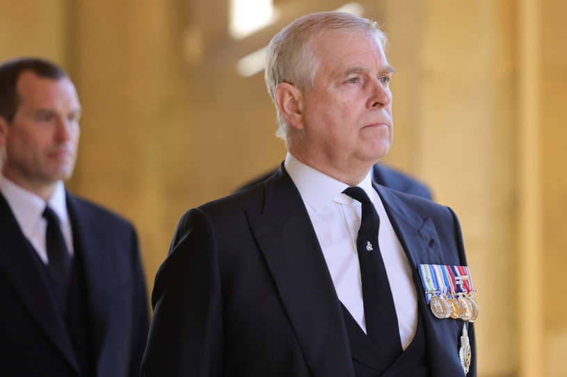 Czy książę Andrzej zapłaci za błędy, które popełnił wiele lat temu? /Chris Jackson /Getty Images