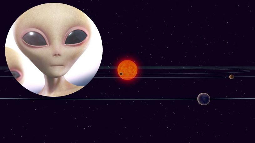 Czy ktoś nas obserwuje z innego układu gwiezdnego? /materiały prasowe