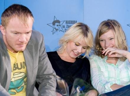 Czy ktoś z tej trójki pójdzie w ślady Cybulskiego? - fot. J. Antoniak /MWMedia