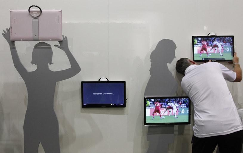 Czy kupowanie sprzętu RTV w kioskach to dobry pomysł? Czas pokaże /AFP
