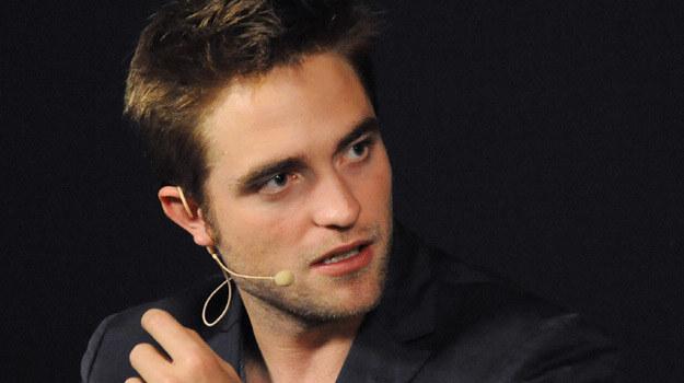 """Czy kwestia: """"Nazywam się Bond, James Bond"""" padnie kiedyś z ust Roberta Pattinsona? / fot. S. Wilson /Getty Images/Flash Press Media"""