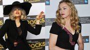 Czy Lady Gaga jest skłócona z Madonną?