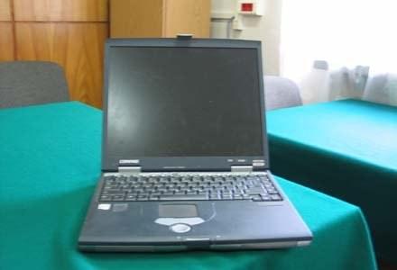 Czy laptopy zastąpią plecaki? /RMF