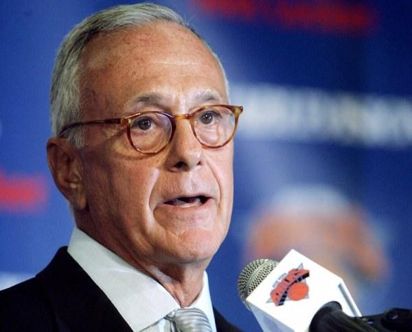 Czy Larry Brown zostanie w New York Knicks? /AFP