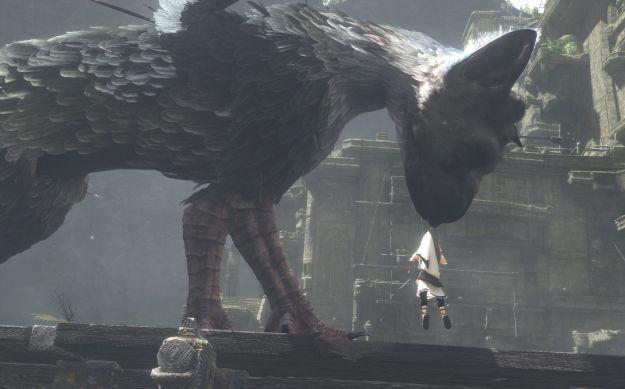 Czy Last Guardian okaże się godnym spadkobiercą spuścizny ICO i Shadow of the Colossus /Informacja prasowa