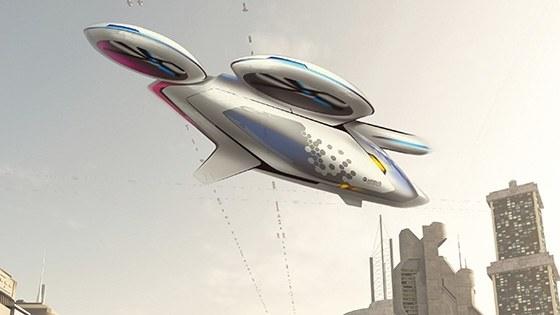 Czy latające taksówki rozwiążą problem korków w dużych aglomeracjach? /materiały prasowe