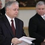 Czy Lech Kaczyński ma poparcie PiS?