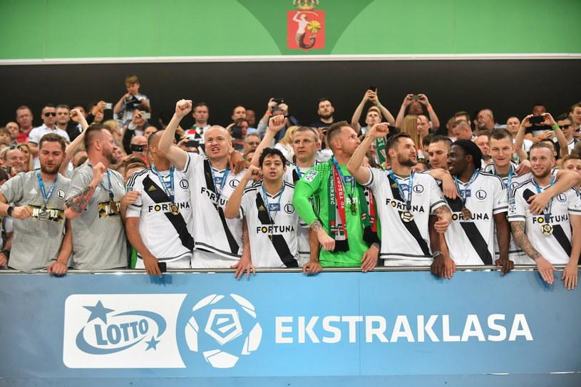 Czy legionistom uda się awansować do fazy grupowej Ligi Mistrzów? /Fot. Bartłomiej Zborowski /PAP